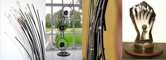 Schweisskurs Objekte und Skulpturen